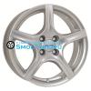 Alutec 6x15/4x100 ET46 D54,1 Grip Polar Silver