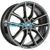 BBS 8,5x19/5x112 ET46 D82 XA Black + Diamond Cut