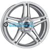 Borbet 8x17/5x112 ET40 D72,5 XRT Brilliant Silver