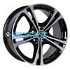 Borbet 8x18/5x112 ET35 D72,5 XL Black polished