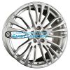 Borbet 8x18/5x112 ET44 D57,1 RB Sterling Silver