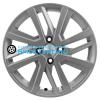 Khomen Wheels 6x16/4x100 ET46 D54,1 KHW1609 (Rio II/Solaris II) F-Silver