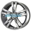 MAK 7x17/5x114,3 ET50 D76 Zenith Hyper Silver