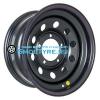 Off-Road Wheels 7x15/5x139,7 ET-3 D110 УАЗ черный