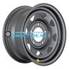 Off-Road Wheels 7x16/5x139,7 ET25 D98,5 ВАЗ Нива черный (треуг. мелкий)