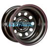 Off-Road Wheels 8x15/5x139,7 ET-19 D110 УАЗ черный