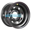 Off-Road Wheels 8x15/6x139,7 ET-19 D110 Тойота Ниссан черный (треуг. мелкий)
