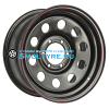 Off-Road Wheels 8x16/6x114,3 ET-10 D66 Ниссан Навара D40 2.5TD черный