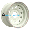Off-Road Wheels 8x16/6x114,3 ET0 D66 Ниссан Навара D40 2.5TD белый