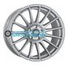 OZ 7,5x17/5x114,3 ET45 D75 Superturismo LM Matt Race Silver + Black Lettering