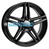Rial 6,5x16/5x112 ET44 D66,5 M10 Racing Black